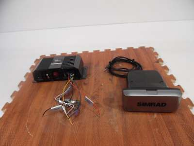 Simrad Sonic Hub by Fusion - w/ Wire Harness & Dock - Fully Tested - Great Con'd