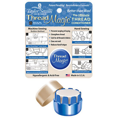 THREAD MAGIC - ROUND ~ by Taylor Seville THE ULTIMATE THREAD CONDITIONER