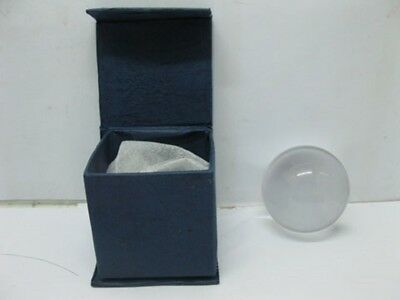 5X 50mm Clear Crystal Sphere Balls without Base
