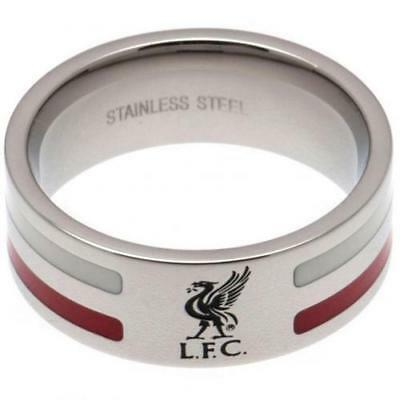 Liverpool Colour Stripe Ring Small Gift Box Official Licensed Football Product