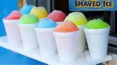 1 gallon snowball / snow cone syrup concentrate 35 flavors to choose from