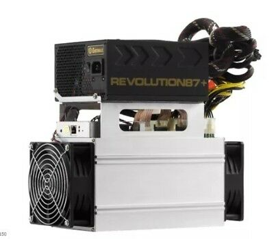 Antminer S7-LN with PSU