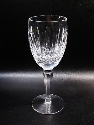 Irish WATERFORD Crystal KILDARE Lot 3 Claret Red Wine Goblets