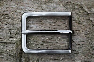 Metal Roller Buckle TO FIT 30mm Strap / Belt dark silver replacement buckle X