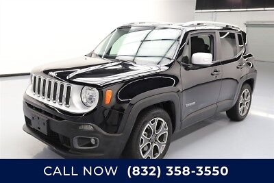 Jeep Renegade Limited Texas Direct Auto 2017 Limited Used 2.4L I4 16V Automatic FWD SUV