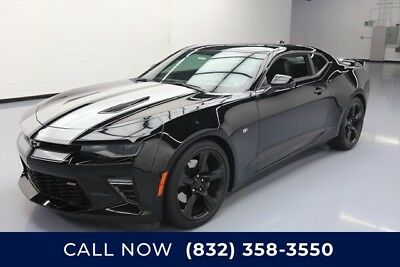 Chevrolet Camaro SS Texas Direct Auto 2017 SS Used 6.2L V8 16V Automatic RWD Coupe Moonroof Premium