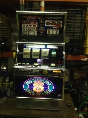 IGT S2000 Big Times Pay SLOT MACHINE Freight Shipping Available