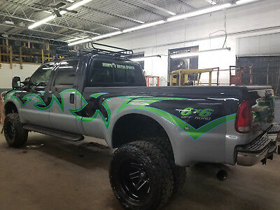 1999 Ford F-350 XLT+ 1999 Ford F-350 7.3L DRW CUSTOM PAINT, LEATHER, TONS OF NEW PARTS