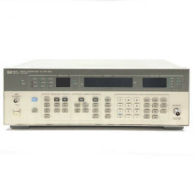 Agilent / HP 8657A-001 Signal Generator, 0.1 to 1040 MHz w/Opt 001, Refurbished