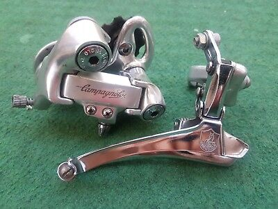 campagnolo chorus 8 speed derailleurs clamp on 28.5