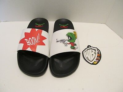 Marvin The Martian Sandals Men's Medium 9/10