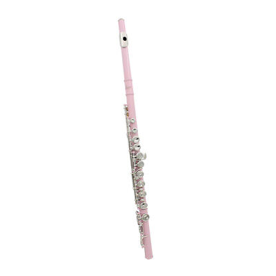 Cupronickel 16 Holes C Key Flute for Beginner Students Musical Gift Pink