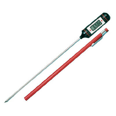 "General DT310LAB Digital Lab Thermometer with 8"" Stainless Steel Probe"