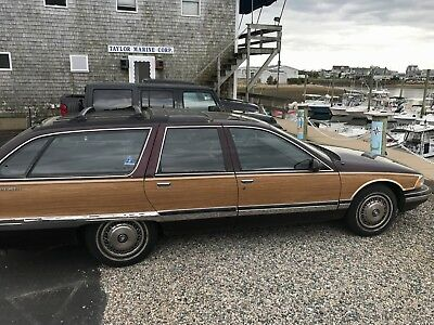 1996 Buick Roadmaster  1996 Buick Roadmaster Estate Wagon
