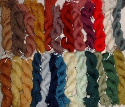 Broder DMC Medicis Wool 1Ply Fine Embroidery Petitpoint Needlepoint Yarn Lot