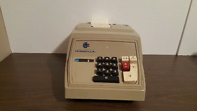Commodore 207 adding machine FOR PARTS AS IS