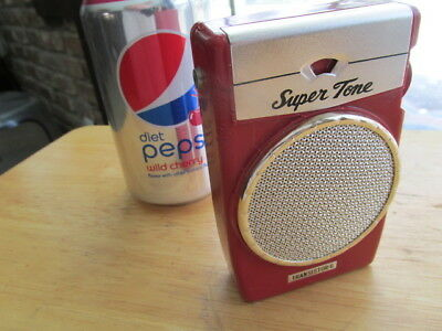 Super-Tone Six Transistor Radio