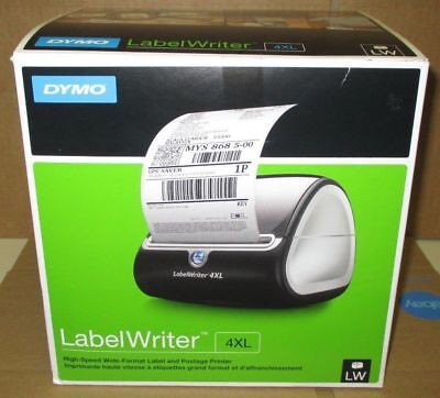 NEW DYMO LabelWriter 4XL Thermal Label Printer (Model # : 1755120) - FREE Ship!