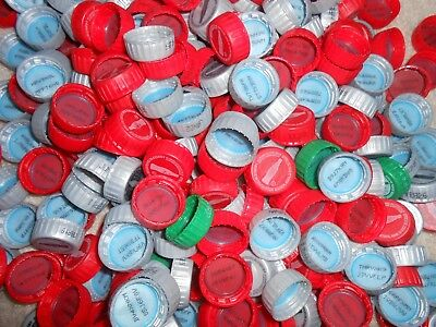 Coca-Cola Coke Plastic Bottle Caps unused codes