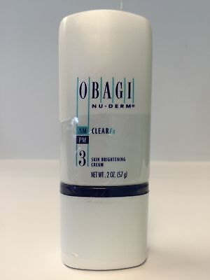 Obagi Nu-Derm Clear Fx 2 oz Brand new Sealed - HYDROQUINOIN FREE 0%