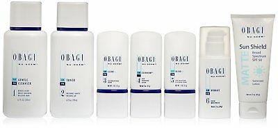 Obagi Nu Derm Fx System NORMAL/DRY 7 pcs Exp 12/2020 HYDROQUINOIN FREE AUTHENTIC