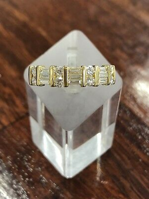 ESTATE - 18ct Diamond Ring - With Written Valuation for $4,370.00