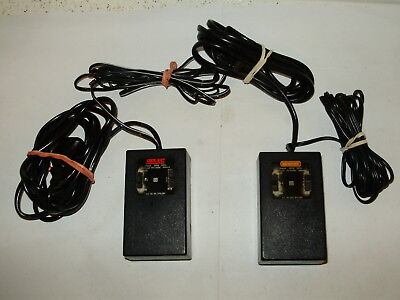 2 x Hornby Transformers only for 2 Rail DC 12-15V.OO/HO scale. Good cond. No box