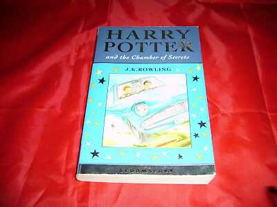 Harry Potter and the Chamber of Secrets Celebratory Edition 1st 1st Print