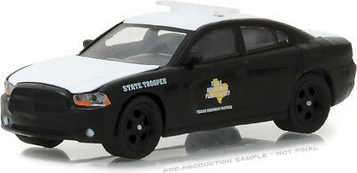 Greenlight Hot Pursuit 2011 Dodge Charger Texas Highway Patrol Police