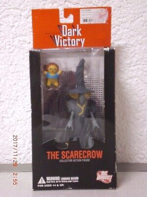 Batman Dark Victory The Scarecrow