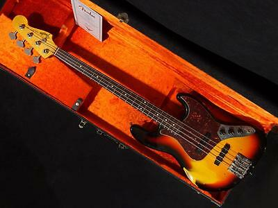 Fender Custom Shop 1964 Jazz Bass Relic 3TS Mod, Electric Bass, g7113