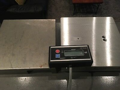 Avery Berkel Weigh-Tronix 6712-7 Digital Display POS Scale no cable