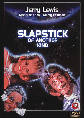 Slapstick of Another Kind NEW PAL Arthouse DVD Steven Paul Jerry Lewis