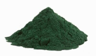 Spirulina Superfood Pure Protein Powder  100 % Natural Diet Energy Free Ship