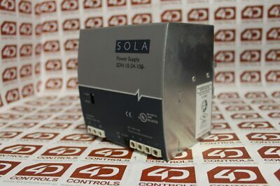 Sola SDN10-24-100 Power Supply - Used