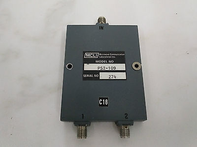 Power Divider/Combiner, MCLI, PS2-109, 0,3-3,0 GHz