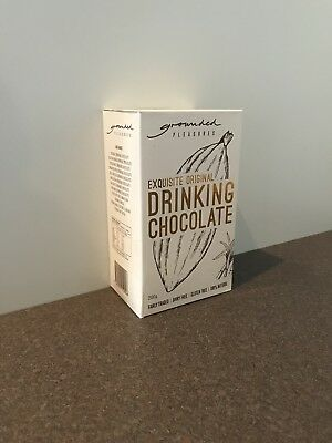 Grounded Pleasures Exquisite Original Drinking Chocolate 200g