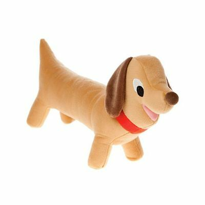 Diggedy Dawg Dog Shaped Cushion Childrens Bedroom Soft Filled Cushion Free P+P