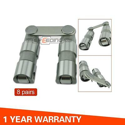 For Dodge Chrysler Big Block V8 361-440 Hydraulic Roller lifters with Link Bar M