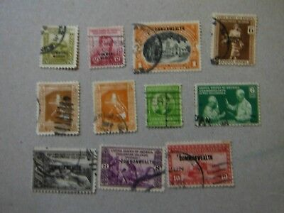 Philippines as American territory, fine used, 2 scans