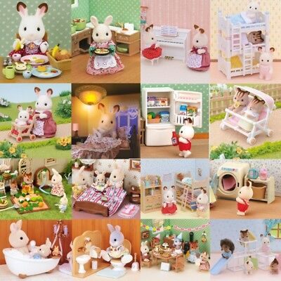 Sylvanian Families Accessories Furniture for House without Figurines Nip