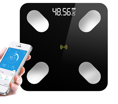 Latest APP Bluetooth Smart Electronic Human Health Scale Weight Measurement Body