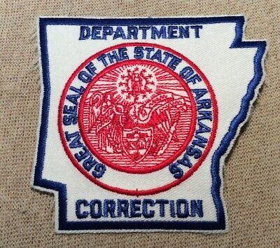 AR Arkansas State Department of Correction Patch