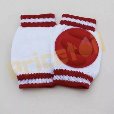 Baby Toddler Crawling Knee Pads Safety Cushion Protector Used Few Times