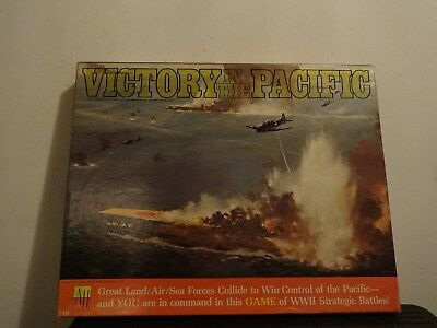 Cosim, Avalon Hill, Victory in the Pacific. out of Print