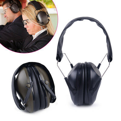 Noise Cancelling Sound Ear Muffs Hearing Protection Defenders Shooting Sport