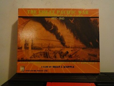 Cosim, Avalanche Press, The Great Pacific War out of Print