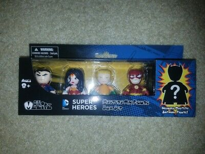 Mini Mez-itz DC Comics Wonder Woman Batman Mezitz Justice League Superman Flash