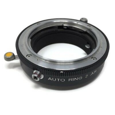 Konica Auto Ring 2 AR Stop-Down for Adapter or Bellows