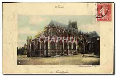 CPA Nevers Cathedrale